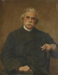 portrait de monsieur gusman by vlacho bukovac