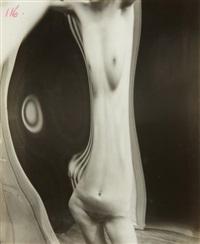 untitled (distortion #116) by andré kertész
