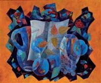 la partition by tony agostini
