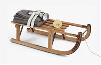 schlitten (sledge) by joseph beuys