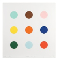 quene 1-am by damien hirst