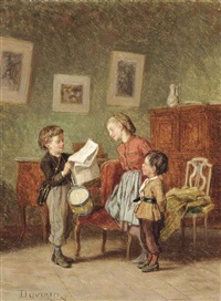 the drummer boy by théophile emmanuel duverger