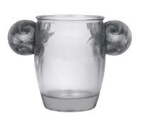 a vase yvelines by rené lalique