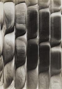legs pattern by guy bourdin