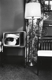 television, washington, d.c by lee friedlander