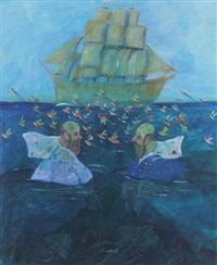 i due naufraghi by antonio possenti