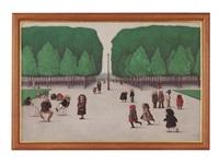 children in paris by masayoshi aigasa