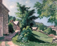 paysage by louis charlot