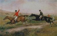 cacería del zorro by thomas hillier mew