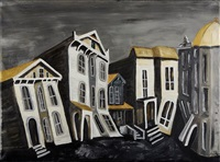 place vide (from villes tordues) by andre bachleda