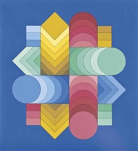 art et architecture by victor vasarely