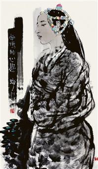 figure by liu peijun