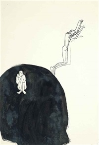 untitled by antony gormley