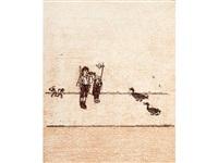 la ballade du soldat (bk by georges ribemont-desaignes w/36 works, folio) by max ernst