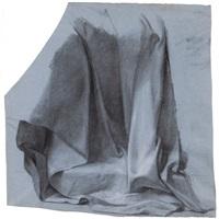 drapery (study) by pauline auzou