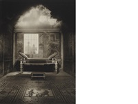 selected images (from uelsmann platinums) (5 works) by jerry uelsmann