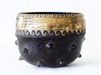 vessel (from the cycladic series) by brian hirst