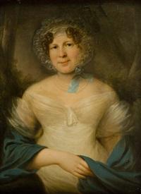 portret kobiety w czepcu by anonymous (19)