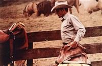 cowboy, de la série cowboys and girlfriends by richard prince