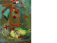 the rabbitt by hans hofmann