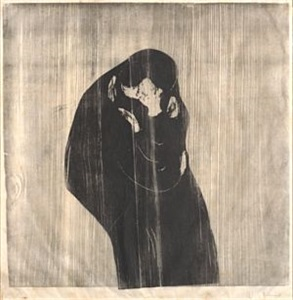 kyss iv the kiss iv by edvard munch