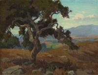 southern california landscape by marion kavanaugh wachtel