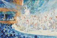 le ballet by pere isern alié