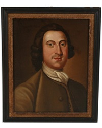 peter allen born pomfret, conn. 1719, died 1779 by john greenwood
