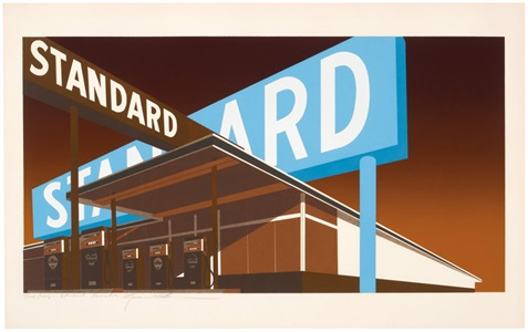 double standard by ed ruscha