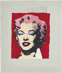 andy warhol marilyn by richard pettibone