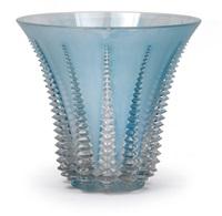 a vase fontromeu by rené lalique