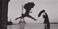 paris by elliott erwitt