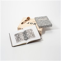 the book of job - special edition spoon by studio job