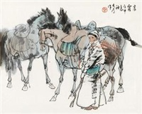 晨雾 by liu dawei