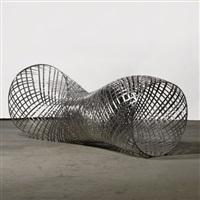 chaise longue (model spun carbon) by mathias bengtsson