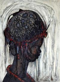 head dress by kolade oshinowo