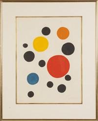 polka dots by alexander calder