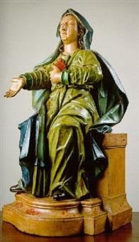 nossa senhora das dores by antonio francisco (aleijandinho) lisboa
