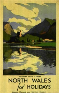 north wales for holidays by john edmund mace