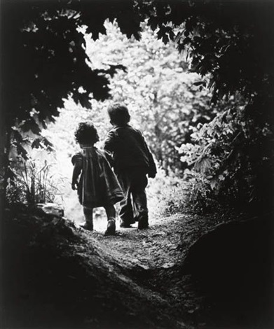 walk to paradise garden by w eugene smith