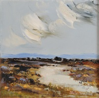 west of ireland landscape by thelma mansfield
