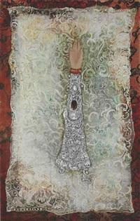 relicario do braço de são benito by adriana varejão