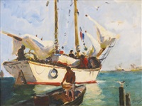 nassau by anthony thieme