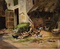 la basse coure by philibert-leon couturier