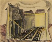the blitzed studio by robert macbryde