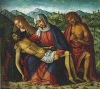 the pietà by giovanni di niccolò mansueti