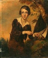 portrait of a boy by richard livesay