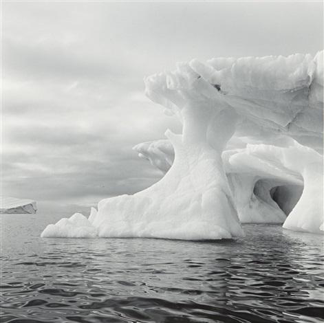 iceberg, ii, disko bay, greenland by lynn davis