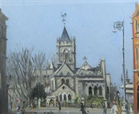 christchurch, dublin by maurice macgonigal