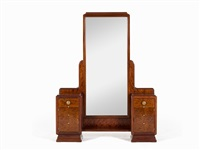 art deco vanity by louis majorelle